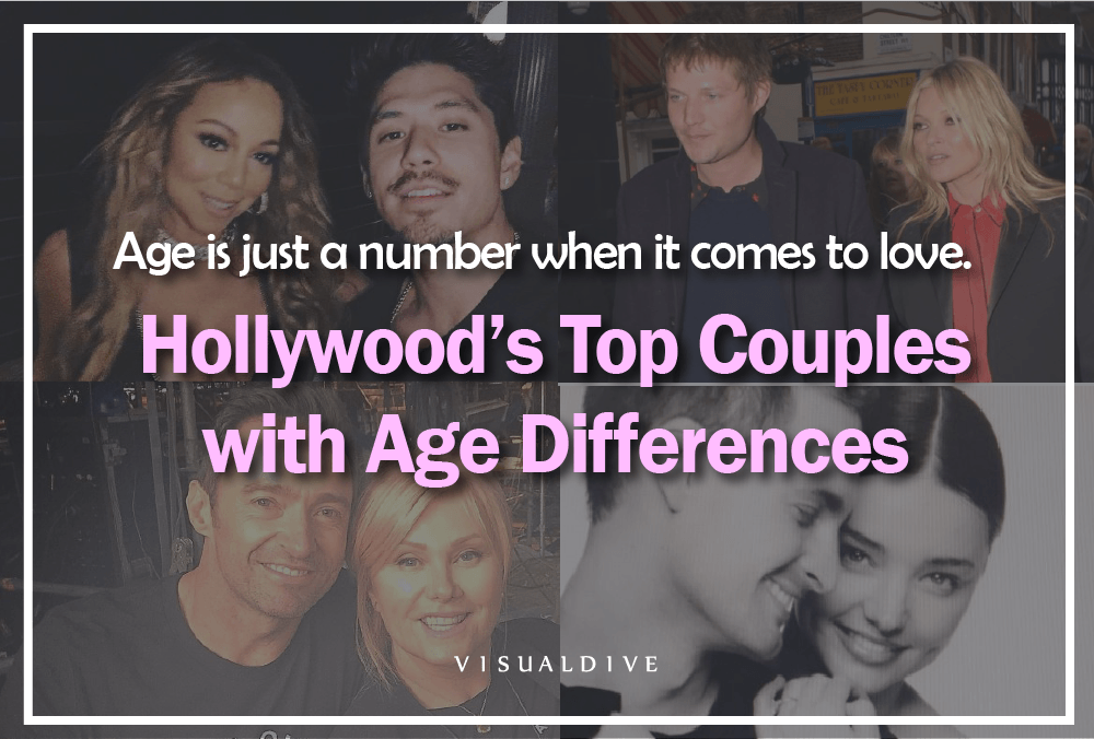 Hollywood dating age difference